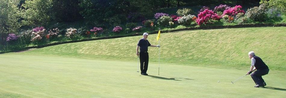 Inaugural FoMPS Golf Day: Otley Golf Club, Friday 17th October2014
