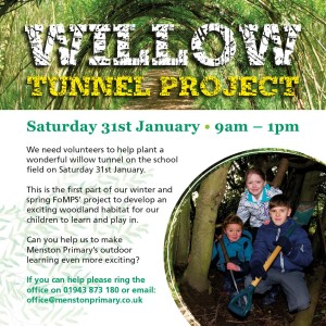 Willow Tunnel Project Poster