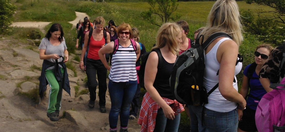 Ladies' Walk – Saturday 20th June 2015