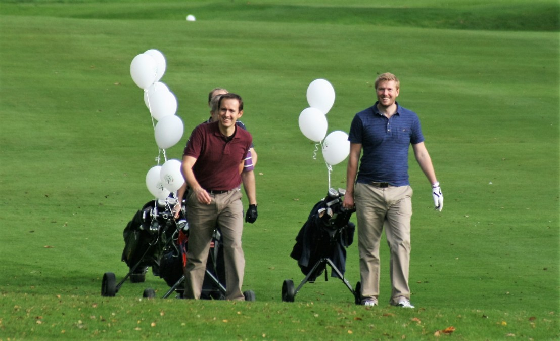 FoMPS Golf Day: Otley Golf Club, Friday 23rd September 2016